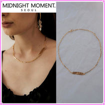 【MIDNIGHT MOMENT.】board necklace〜ボードチャームネックレス