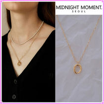 【MIDNIGHT MOMENT.】open necklace〜ネックレス★日本未入荷
