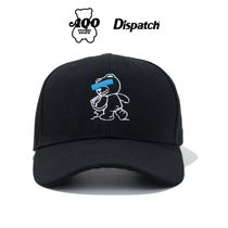【AQOstudio×DISPATCH】BALLCAP キャップ black