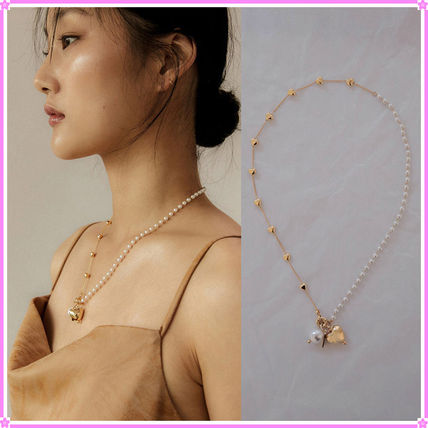 【MIDNIGHT MOMENT.】half love necklace〜ネックレス