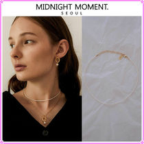 【MIDNIGHT MOMENT.】small pearl necklace〜ネックレス