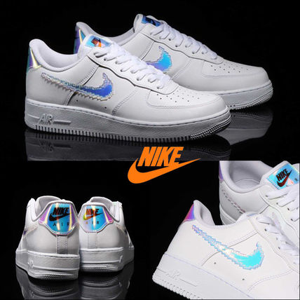 国内発送★NIKE AIR FORCE 1 '07 LV8【IRIDESCENT PIXEL】