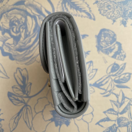 CELINE 折りたたみ財布 送料込【CELINE】SMALL FLAP WALLET IN SHINY SMOOTH LAMBSKIN(3)