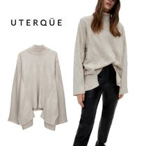 【Uterque】PEARL KNIT SWEATER