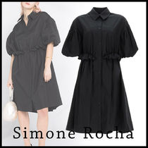 【関税/送料込】SIMONE ROCHA / OVERSIZED SHIRT DRESS