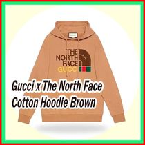 ★ Gucci x The North Face ★  Cotton Hoodie