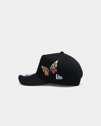 """New Era キャップ 【NEW ERA】ホワイトソックス""""Butterfly Accent"""" 9FORTY A-Frame(5)"""