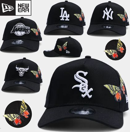 """【NEW ERA】ホワイトソックス""""Butterfly Accent"""" 9FORTY A-Frame"""