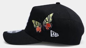 """New Era キャップ 【NEW ERA】ホワイトソックス""""Butterfly Accent"""" 9FORTY A-Frame(10)"""