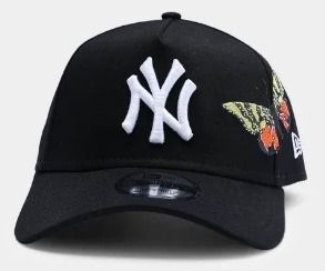 """New Era キャップ 【NEW ERA】ホワイトソックス""""Butterfly Accent"""" 9FORTY A-Frame(12)"""
