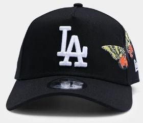 """New Era キャップ 【NEW ERA】ホワイトソックス""""Butterfly Accent"""" 9FORTY A-Frame(13)"""