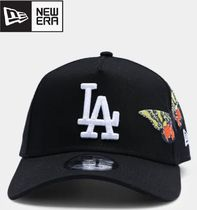 """【NEW ERA】LAドジャース""""Butterfly Accent"""" 9FORTY A-Frame"""
