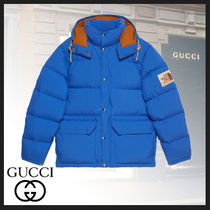 THE NORTH FACE × GUCCI ナイロン ジャケット ★GUCCI★