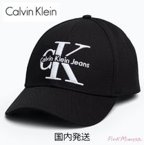 国内発送/CALVIN KLEIN/RE-ISSUE BASEBALL キャップ