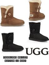 UGG ☆ TODDLERS BAILEY BUTTON II BOOT キッズ ~ブーツ 18.5cm