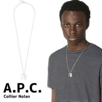 【A.P.C.】ノーランネックレス