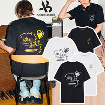 ANDERSSON BELL(アンダースンベル) Tシャツ・カットソー ★ANDERSSON BELL★送料込み★UNISEX KURT ARTWORK T-SHIRTS