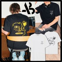 ANDERSSON BELL(アンダースンベル) Tシャツ・カットソー ☆人気☆ANDERSSON BELL★KURT ARTWORK T-SHIRT.S★兼用