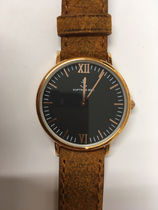 Gold-Black-Brown-Vintage KAPTEN&SON 腕時計 ブラウン