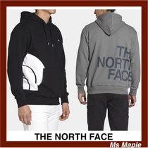【Men's】ロゴ入りフーディ★THE NORTH FACE★Pullover Hoodie