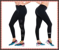 ◆2020◆ Zumbito Ankle Leggings With Swarovski Crystals-M