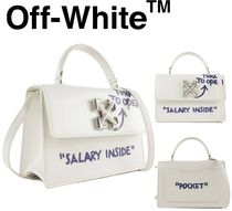 【Off-White】Jitney 1.4 Quote Tote  クロスボディバッグ