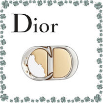 ☆Dior☆CD ICON ブローチ 真鍮 V0697HOMMT_D012  モダン