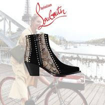 ☆Christian Louboutin  With My Guitar Woman 65 mm☆