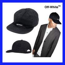 VIP価格【Off-White】embroidered logo baseball cap 関税込