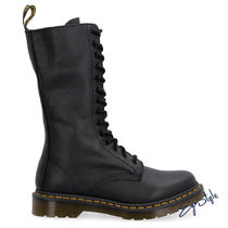1B99 LEATHER COMBAT BOOTS