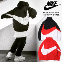 国内発送★NIKE ナイキ★BIG SWOOSH WOVEN JACKET★MEN'S