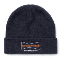 thisisneverthat Wasted Youth BEANIE VERDY ビーニー ニット帽