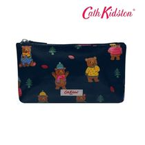Cath Kidston(キャスキッドソン) メイクポーチ Cath Kidston★Zip Cosmetic Bag コスメ メイク ポーチ