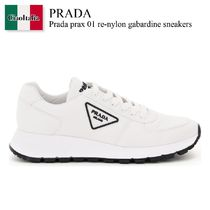 Prada prax 01 re-nylon gabardine sneakers