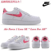 "大人気!!☆NIKE☆AIR FORCE 1 '07 LOW "" LOVE FOR ALL"""