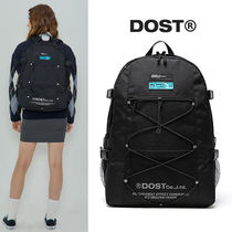 DOST正規品★PARTITION POCKET BACKPACK★UNISEX