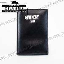 GIVENCHY(ジバンシィ) パスポートケース・ウォレット 【国内発送】GIVENCHY ロゴパスポートケースSLG ジバンシー