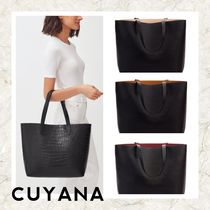 ☆CUYANA☆Classic Structured Leather クラシック トートバッグ