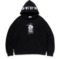 Black Eye Patch × Wasted Youth VICK LABEL HOODIE パーカー