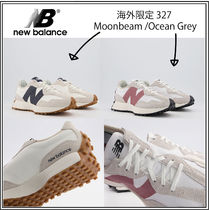 海外限定 送関込【New Balance】327Moonbeam / OceanGrey