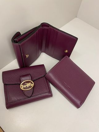 Coach 折りたたみ財布 限定販売 COACH★Georgie Small Wallet 6654(4)