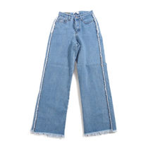 Raucohouse::VINTAGE LINE DENIM PANTS:S[RESALE]
