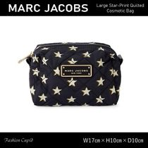 【MARC JACOBS】Large Star-Print Quilted Cosmetic Bag ポーチ