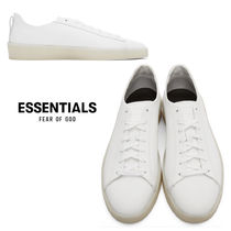 人気!! ESSENTIALS Tennis Court Low スニーカー