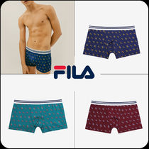 [ FILA ]★韓国大人気★Outfit Letterring Men's Draws