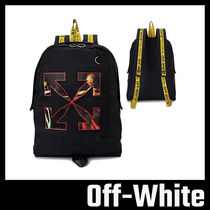 【Off-White】CARAVAGGIO EASY BACKPACK リュック バックパック