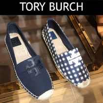 Outlet買付【Tory Burch】Weston Espadrilleエスパドリーユ