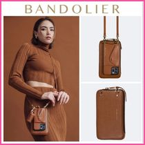 取付ポーチ♪ ☆Bandolier☆ Pebble Leather Expanded Zip Pouch