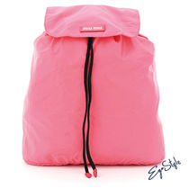 PACKABLE NYLON BACKPACK