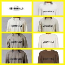 *大人気!*Fear Of God Essentials L/S T-Shirt【ロンT】